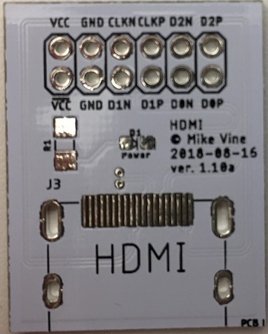 HDMI output from Arty FPGA